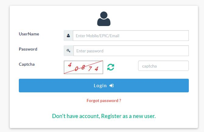 How to register to vote India2