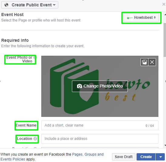 create public event in facebook