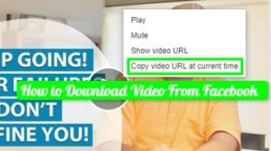 How to Download Video From Facebook free in 3 method