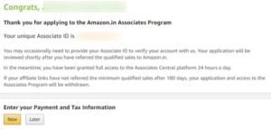 How to Become amazon affiliate free and earn $1000/month