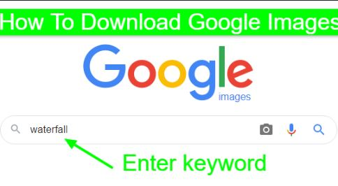 How To Download Google Images