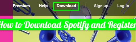 How to Download Spotify and Register