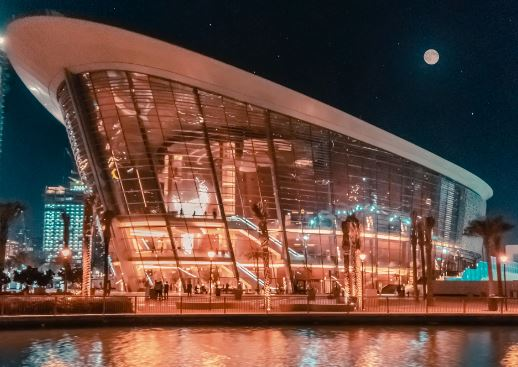 The Magic of Dubai Opera