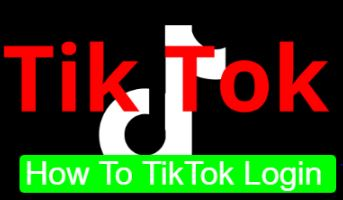 How To TikTok Login