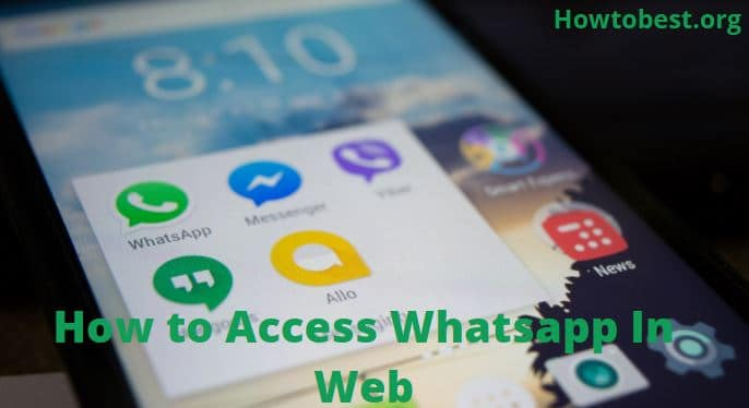 2hatsapp: How to Access Whatsapp In Web