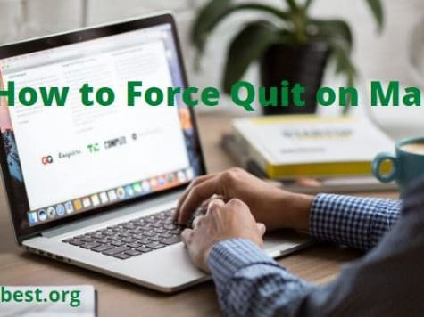 How to Macos Force Quit