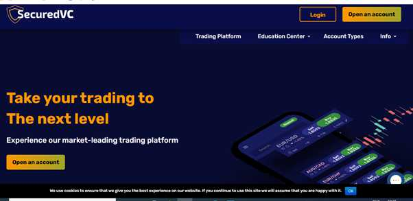 SecuredVC Review 2021- A rising star in the world of trading, and why should you be a part of it?